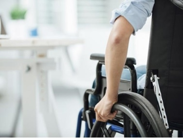 Survey of more than 2,000 people by national disability charity Sense found that half (52 per cent) of respondents believed they had much in common with disabled people iStockphoto