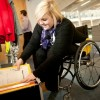 The government has promised to halve the employment gap for disabled people. Photograph: Alamy